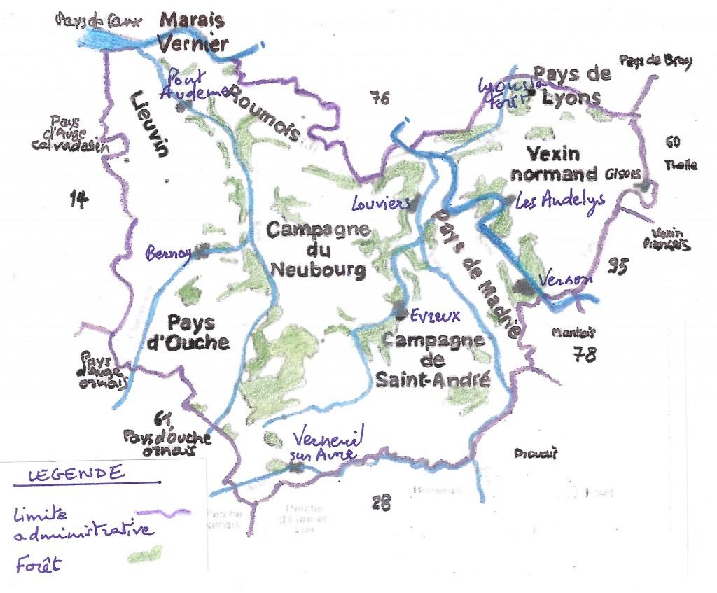 Carte Eure1